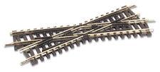 PECO ST-50 Right Hand Crossing 22.5' Standard Setrack 'N' Gauge Code 80 Rail 1st