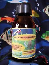 anti-algue filamenteuse entretien traitement  aquarium eau douce