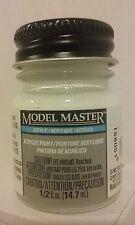 Testors Model Master Acrylic paint 4622, White Primer.