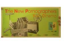 The New Pornographers Poster Twin Cinema Neko Case A.C. Newman A C Ac