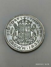 1 crown 1937 Great Britain. Silver Finest coin!