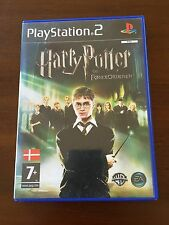 HARRY POTTER OG FONIX ORDENEN - LA ORDEN DEL FENIX 2007 - PS2 - DANISH EDITION