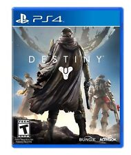 Destiny PS4 Game Blu-ray (Sony PlayStation 4, 2014) Region Free