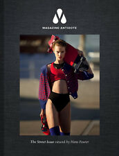 ANTIDOTE #5 S/S 2013 Street Issue HANS FEURER  MONIKA JAC JAGACIAK Cover @NEW@
