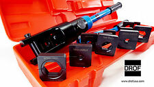 NEW 16 Ton Hydraulic Crimping tool 7 to 600 AWG kcmil 12 Dies Crimper 10-300 mm2