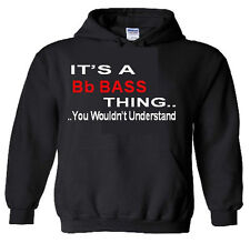More details for it's a bb  bassthing hoodie
