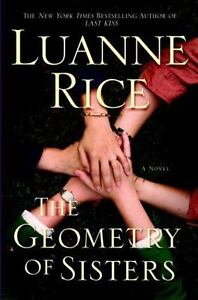 The Geometry of Sisters by Luanne Rice (2009, Hardcover)