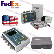 US New MS400 touch Multi-parameter patient simulator,ECG simulator,Resp Temp IBP