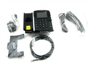 Polycom VVX 400 Series 2200-46157-001 VoIP Wired Business Media Desktop Phone