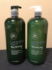 Paul Mitchell Tea Tree Lavender Mint Shampoo and Conditioner 33.8oz 1 L NEW