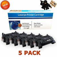 5x High Yield CC364A 64A Toner For HP LaserJet P4014 P4015 P4515 P4015DN P4515TN