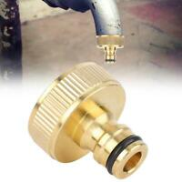 1 inch Female Garden Watering Water Hose Pipe Brass Adaptor Connector Fitting