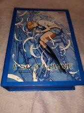 BOXED JAPAN ANIME DVD SET ESCAFLOWNE THE MOVIE ULTIMATE EDITION 2001 BANDAI CIB
