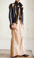 Maison Martin Margiela for HM festliches Kleid in gold gr 38 NEU !!!