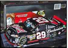 KEVIN HARVICK 2011 MARTINSVILLE RACED VERSION BUDWEISER 1/24 ACTION  DIECAST