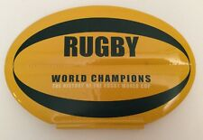History of Rugby World Cup-Champions