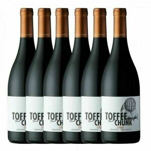 6 Fl. Simonsvlei - Toffee Chunk Syrah - Rotwein | Südafrika | Trocken