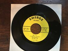 Jim Pipkin & The Boss Five-Mr. C.C./I'm Just a Lonely Guy-Emerge 45