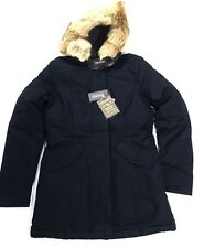 WOOLRICH Womens Arctic Parka - John Rich & Bros - Dark Navy - Large