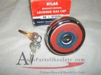1971 -75 ford thunderbird locking gas cap new