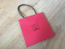 Used - DODO - bolsa de papel Rojo - Red Paper bag -