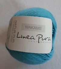 100 g WAKAME, LG Linea Pura, Pt. 14,  Fb. 018 türkis  #4539