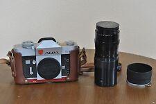 ALPA 10d SLR Film Camera with P.Angenieux 180mm F/4.5 Lens