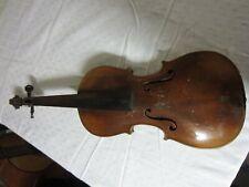 eine ältere 4/4 Geige Stainer  ohne Koffer Nr 2571
