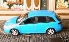 FIAT CROMA BERLINE BLU BLAU BLEU BLUE NOREV 1/43 NEW HACHETTE SOUS BLISTER