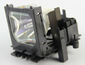 NEW Electrified CPX1250LAMP / DT-00601 Replacement Lamp w/Housing for Hitachi