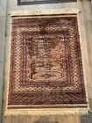 Isphahan Rug In Good Condition. Very Little Wear.