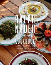 The Ralph Nader and Family Cookbook (Digital Book PDF)