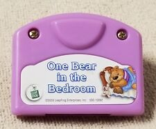 Leap Frog Baby LITTLE TOUCH REPLACEMENT CARTRIDGE ONLY One Bear in the Bedroom