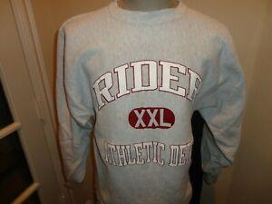 School Spirit Sweatshirt Rider University Girls Pullover Hoodie Prime
