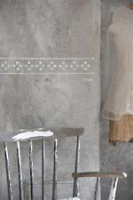 Jeanne d´Arc Living JDL Schablone Template Bordüre Raut shabby chic vintage Deko