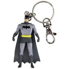 """Dc Comics Batman Pliable Porte-Clés 3 """" Njcroce 3901-o Nouveau"""