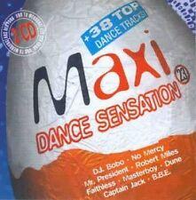 Maxi Dance Sensation 23 (1996) DJ Bobo, E-Rotic, Masterboy, Dune, Faith.. [2 CD]
