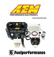 NEW AEM Water/Methanol Injection Kit for Turbo Diesel Engines P/N: #30-3301