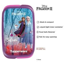 Tupperware Frozen Lunch box - 1pc  ( gift your kids )