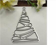 Estrella de estilo moderno rematada de árbol de Navidad de metal DIE Cutter