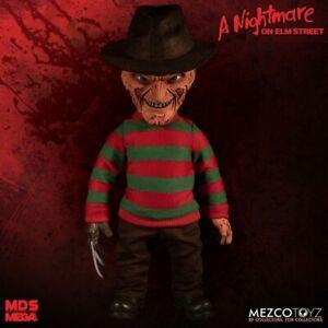 Nightmare on Elm Street - Freddy Krueger Mega Scale Action Figure Mezco