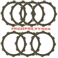 BMW F 650 ST Strada 97 98 99 00 SBS Carbon Clutch Friction Plates Set Of 7 60128