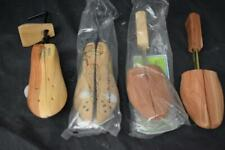 4 Wooden Shoe Stretchers/Trees