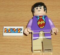 Lego The Beatles Paul McCartney + 2 Gesichter