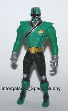 "Bandai Power Rangers Samurai 6""+ Green Ranger Action Figure"