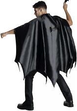Rubie's Costume Co Men's Dc Superheroes Deluxe Batman One Size, Multicolor