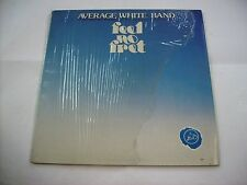 AVERAGE WHITE BAND - FEEL NO FRET - LP 1979 ITALY EXCELLENT CONDITION