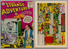 Strange Adventures #68 May 1956 Bright And Glossy Vg/Fn