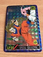 Carte Dragon Ball Z DBZ Special Collection Part 4 #131 Prisme MADE IN TAIWAN