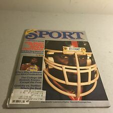 November 1982 Sport Magazine Lawrence Taylor Cover
